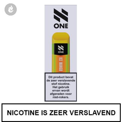 e-Sigaret Ice Mango