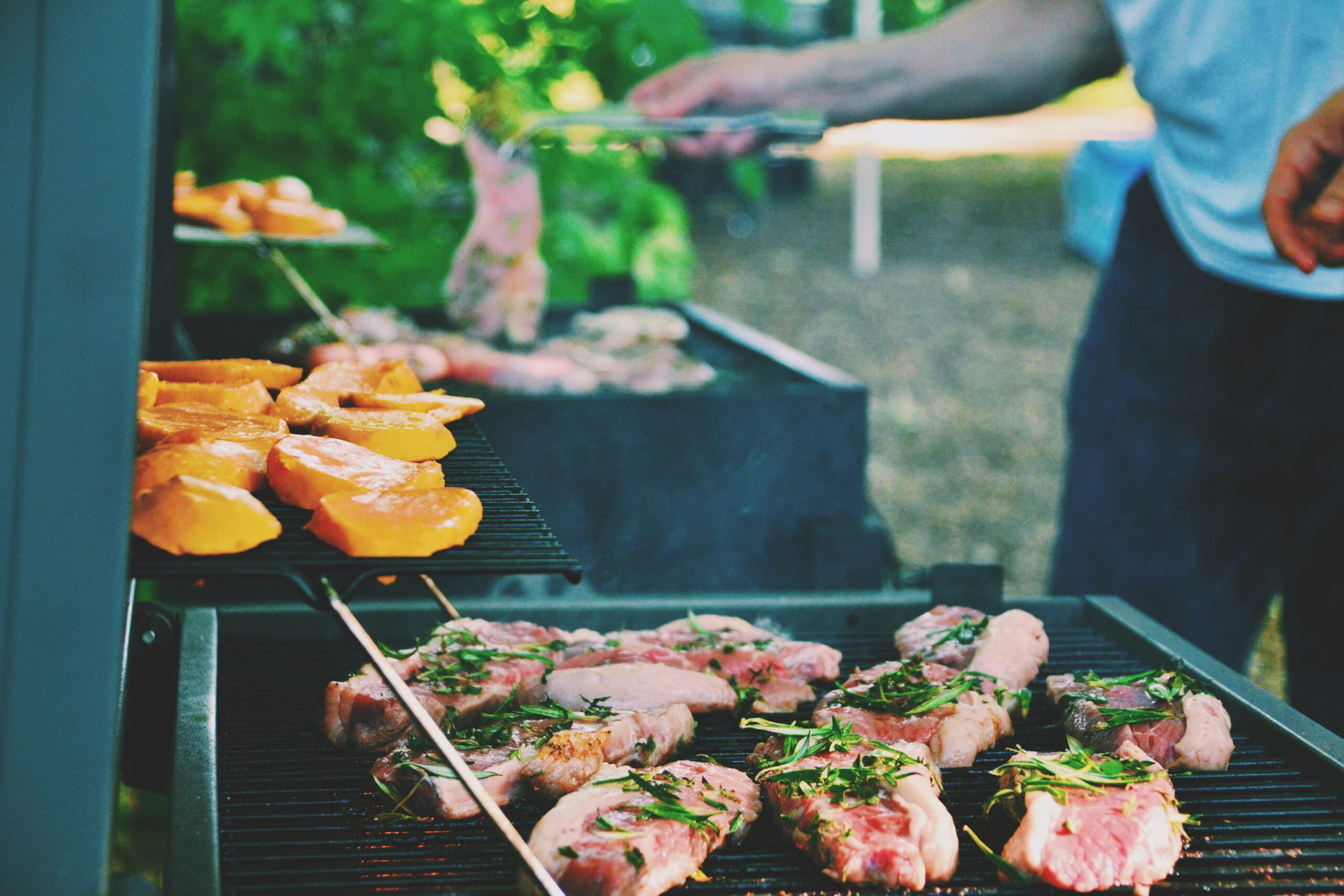 Lente BBQ organiseren