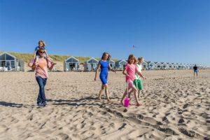 vakantie aan zee nederland